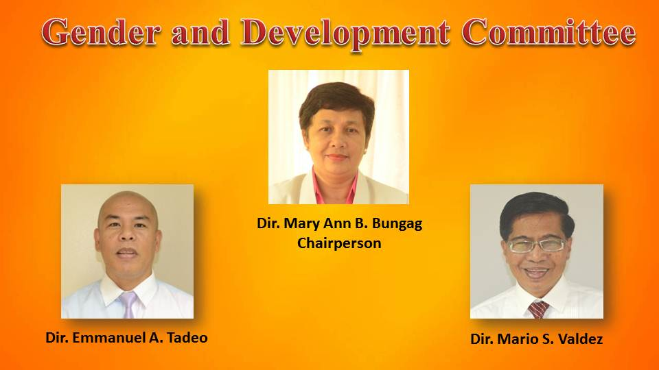 Gender & Development Committee