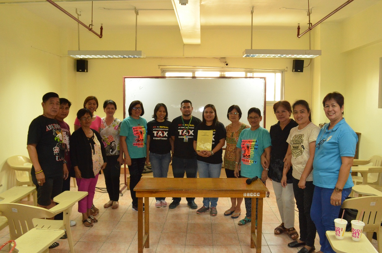 Nueva Vizcaya Comprehensive High School Cooperative