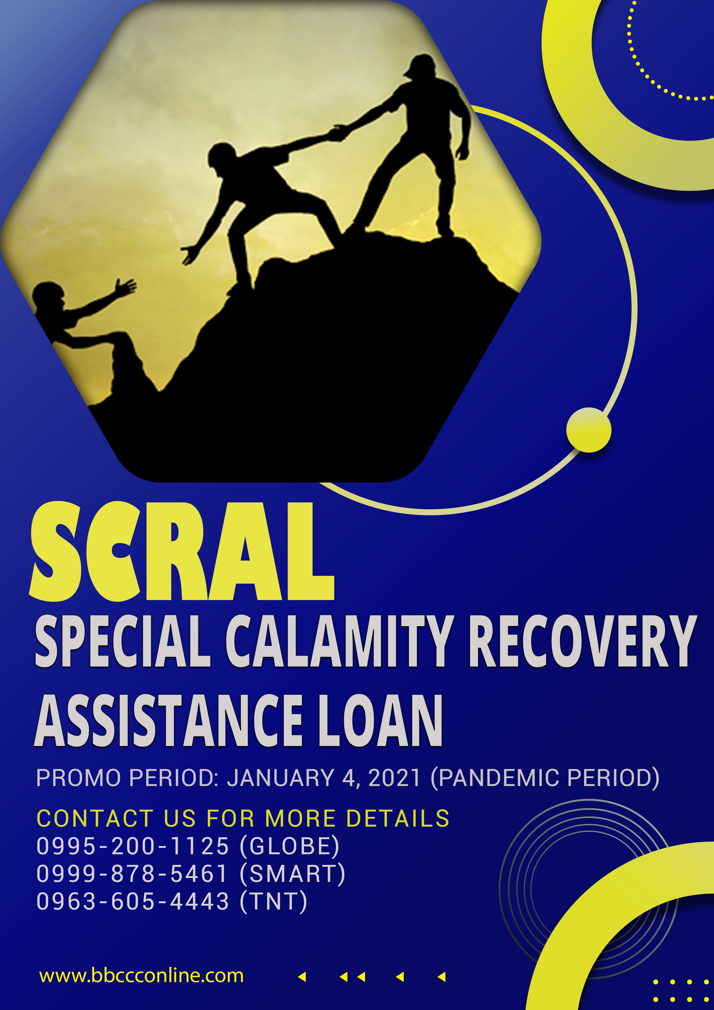 Special Calamity Recovery Assistance Loan